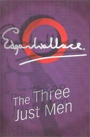 image of The Three Just Men (Four Just Men)