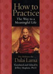 How to Practice: The Way to a Meaningful Life.