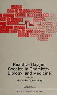 REACTIVE OXYGEN SPECIES IN CHEMISTRY, BIOLOGY, AND MEDICINE.