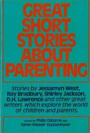 Great Short Stories About Parenting
