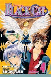 Black Cat, Vol 4