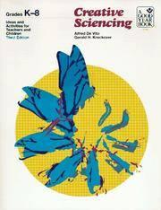 Creative Sciencing DeVito; Alfred; Krockover and Gerald H