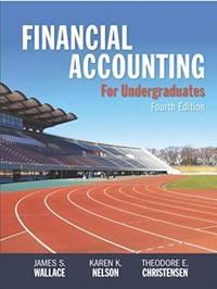 FINANCIAL ACCT.F/UNDERGRADS