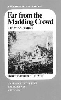 image of Far From the Madding Crowd, (A Norton Critical Edition)
