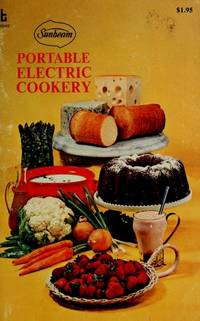 PORTABLE ELECTRIC COOKERY (Sunbeam)