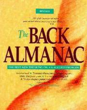 The Back Almanac: The Best New Thinking on an Age-Old Problem