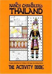 NANCY CHANDLER'S THAILAND ACTIVITY BOOK