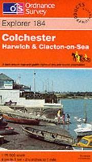 image of Colchester (Explorer Maps)