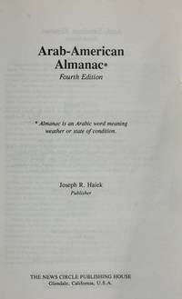 Arab-American Almanac