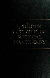 TABER'S CYCLOPEDIC MEDICAL DICTIONARY  : 15th Illustrated Edition, with Thumb-Index