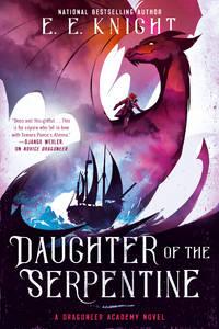Daughter of the Serpentine - Dragoneer Academy, vol. 2