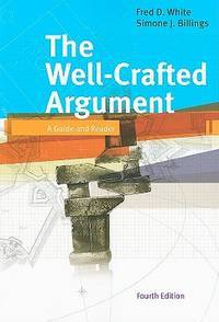 image of The Well-Crafted Argument