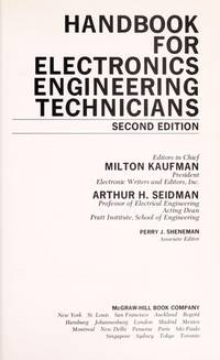 Handbook for Electronics Engineering Technicians. 2nd Edition