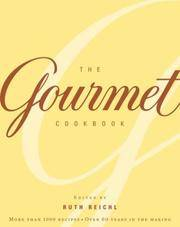 THE GOURMET COOKBOOK: MORE THAN 1000 RECIPES - [with 45-minute DVD in rear pocket]