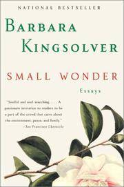 Small Wonder -  Essays