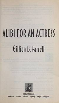 Alibi for an Actress: Alibi for an Actress