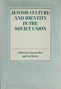 Jewish Culture and Identity in the Soviet Union