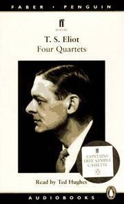 image of Four Quartets (Audio, Faber)
