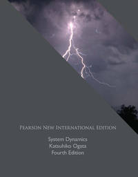 image of System Dynamics: Pearson New International Edition