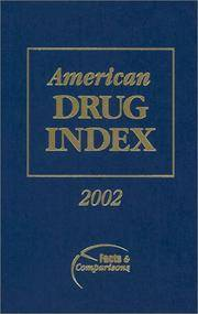 AMERICAN DRUG INDEX 2002 : 46 /E