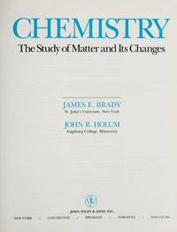 image of Chemistry: The Study of Matter and Its Changes