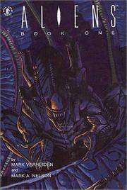 ALIENS: Book One by  Nelson  Mark; Marka - 1st Edition 1st Printing - 1990 - from Joe Staats, Bookseller (SKU: ABE-3785869981)