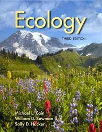 Ecology by  Sally D  William D.; Hacker - Hardcover - 3 - 2014-03-04 - from Heisenbooks (SKU: O-Ecology-3e-vg)