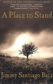 A Place to Stand. The Making of a Poet [SIGNED]