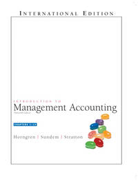 image of Management Accounting