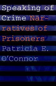 Speaking of Crime: Narratives of Prisoners (Stages)
