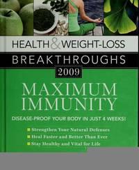 Health & Weight-loss Breakthroughs 2009: Maximum