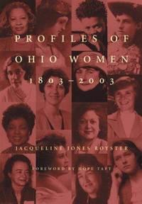 Profiles of Ohio Women 1803-2003