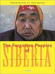 The Forgotten Peoples of Siberia by  Fred Mayer - Hardcover - 1993 - from BookNest and Biblio.co.uk