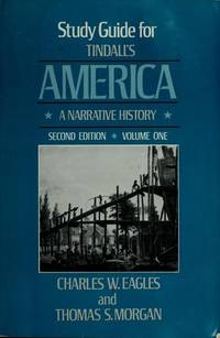 America (V.1) by  George Brown  T.S.; Tindall - Paperback - 1988 - from ThriftBooks and Biblio.co.uk