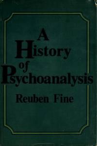 image of A History of Psychoanalysis
