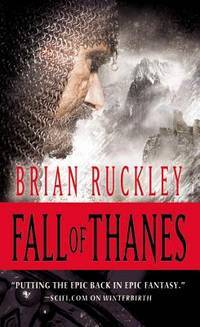 image of Fall of Thanes (The Godless World, 3)