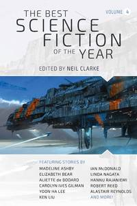image of The Best Science Fiction of the Year: Volume Four