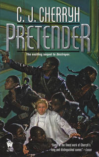 Pretender - Foreigner vol. 8