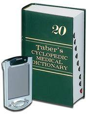 Taber's Cyclopedic Medical Dictionary: 20th Edition for PDA, Web, and Wireless
