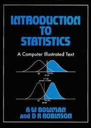 Introduction to Statistics, An