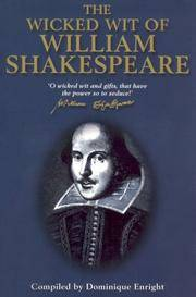 Wicked Wit of William Shakespeare