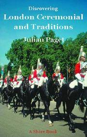 Discovering London Ceremonial and Traditions