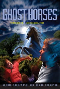 image of Mysteries In Our National Parks: Ghost Horses: A Mystery in Zion National Park