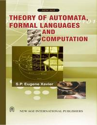 Theory of Automata Formal Languages and Computation