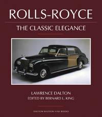 image of Rolls-Royce: The Classic Elegance (Volume 1)