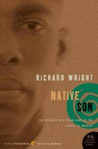Native Son (Turtleback School & Library Binding Edition) (Modern Classics (Pb)) by Richard Wright - 2005-08-01
