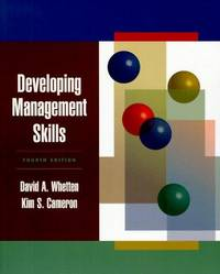 image of Developing Management Skills (4th Edition)