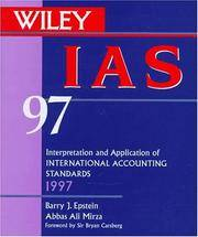I A S 97: Interpretation and Application of International Accounting Standards 1997
