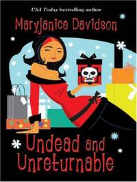 image of Undead and Unreturnable (Queen Betsy, Book 4)