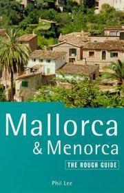 The Rough Guide to Mallorca & Menorca, 1st edition